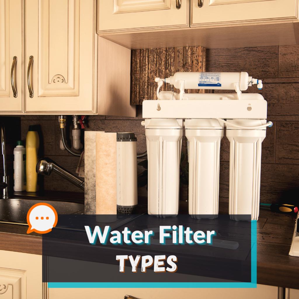 water-filter-types