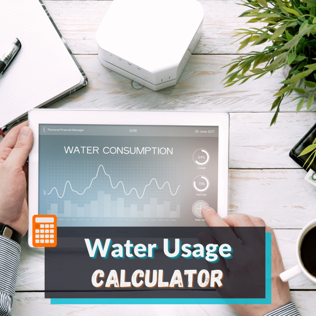 water-use-caculator